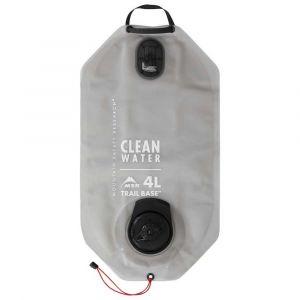 MSR Trail Base Water Filter Kit - Poche à eau taille 4 l, transparent