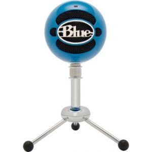 Blue microphones Snowball - Microphone Pro PC/Mac studio USB 2.0