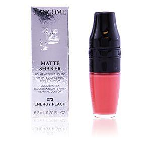 Lancôme Matte Shaker 272 Energy Peach - Rouge à lèvres liquide