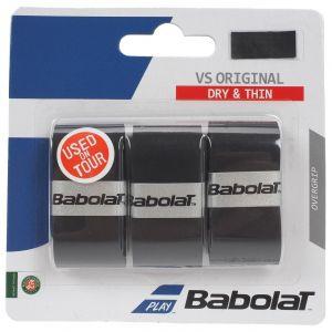 Babolat Surgrips VS Grip Original Noir x3