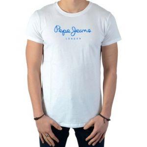 Pepe Jeans T-shirt enfant Tee Shirt Enfant Art blanc - Taille 10 ans,12 ans,14 ans,16 ans
