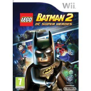 LEGO Batman 2 : DC Super Heroes [Wii]