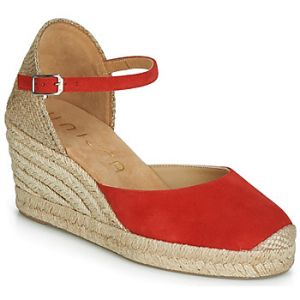 Unisa Sandales CACERES rouge - Taille 38,40