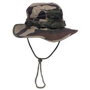 MFH US GI Chapeau de Brousse Boonie Hat (CCE Camo/M)