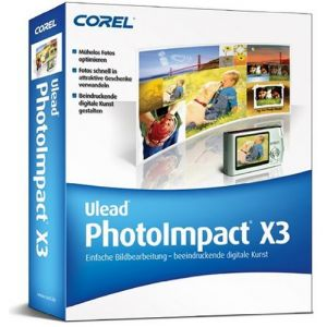Photo Impact X3 pour Windows
