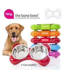 Hing Dog Bone Bowl Large