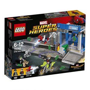 Lego 76082 - Spiderman : Le braquage de banque