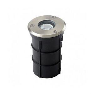 Vision-El SPOT Encastrable LED Diam 62 3W Rond 3000°K IP67 Sol Terrasse Piscine