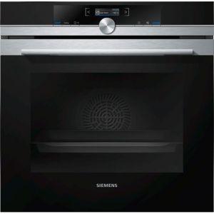Siemens Hb672gbs2 Four intégrable 71l 60cm a+ inox/noir iq700