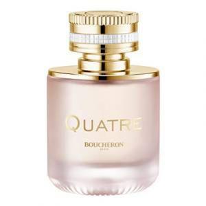 Boucheron Quatre en Rose - Eau de parfum florale pour femme - 100 ml