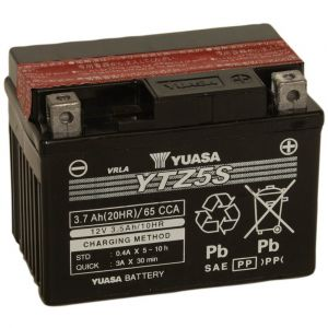 Yuasa Batterie Gel YTZ5S 12V 3,5Ah