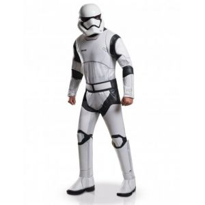 Déguisement adulte luxe Stormtrooper White Star Wars VII