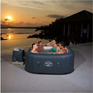 Bestway Spa Gonflable Lay-Z-Spa Hawaii Hydrojet Pro