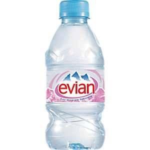 Evian Eau minérale naturelle 33 cl