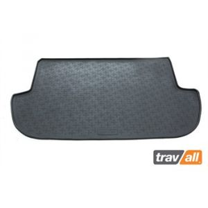 Image de TRAVALL Tapis de coffre baquet sur mesure en caoutchouc TBM1100