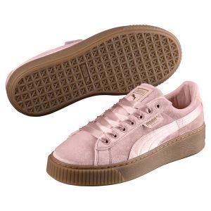 Puma Basket Platform Vs W chaussures rose 37,0 EU