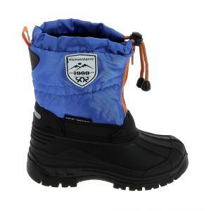 Élément-Terre Botte après-ski Picton - Bleu/Orange Bleu - Orange - Femme, Homme