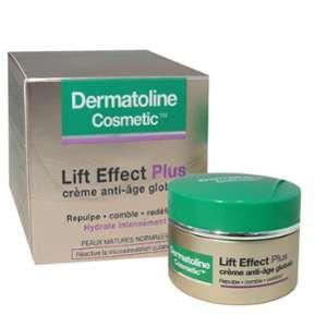 Somatoline Cosmetic Dermatoline Lift Effect Plus - Crème anti-âge Peaux Matures