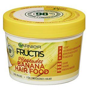 Garnier Fructis - Phegeudes Banana Hair Food 3 in 1 Maske