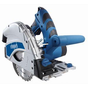 Scheppach 5901802915 - Scie plongeante PL 55 pro 2 rails de 700 mm accessoires