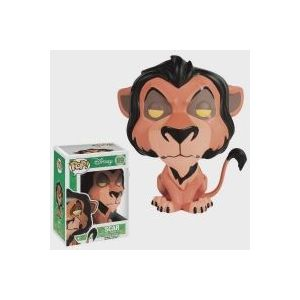Funko Figurine Pop! Le Roi Lion : Scar