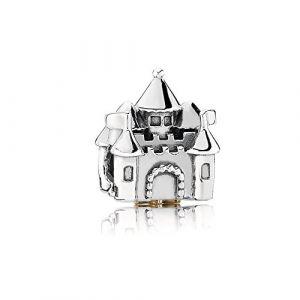 Pandora 791133PCZ - Drops Femme - Argent 925/1000 - Oxyde de Zirconium - Château