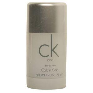 Calvin Klein CK One - Déodorant stick pour homme