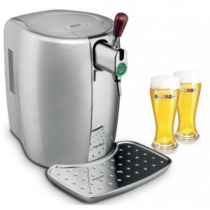 Krups YY2931FD - Tireuse à bière Beertender + 2 verres