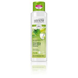 Lavera Shampoing fraîcheur & anti-cheveux gras