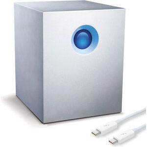 """Lacie 9000398EK - Disque dur externe 5big 20 To 5 baies 3.5"""" Thunderbolt"""
