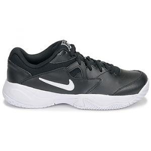 Nike Court Lite 2, Chaussures de Tennis Homme, Noir