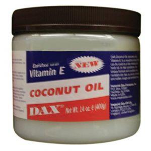 Dax Huile de Coco Enrichie en Vitamine E - 397 g