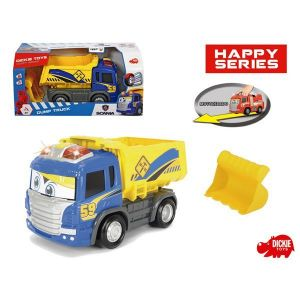 Dickie Toys Camion-benne Happy Scania