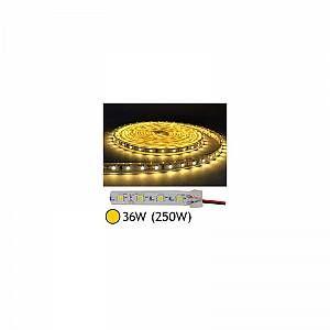 Vision-El Ruban Led Vision EL 7505S finition silicone blanc chaud 2700 K