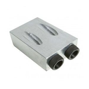 Silverline 868549 - Gabarit pour assemblage par vissage oblique 6, 8 & 10 mm