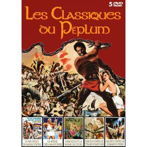 Coffret 5 DVD : Les Classiques du Péplum