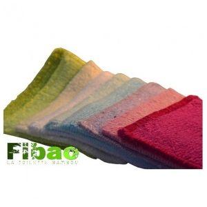 Fibao Carrés à démaquiller lavable
