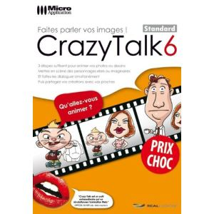 CrazyTalk 6 pour Windows