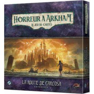 Fantasy Flight Games Horreur à Arkham : Le Jeu de Cartes - La Route de Carcosa