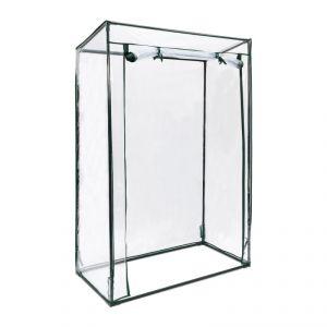 1613001 - Serre de jardin métal et PVC (150 x 100 x 50 cm)