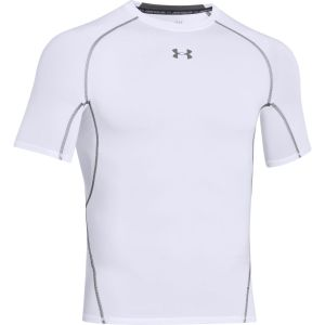 Under Armour Maillot Compression Blanc