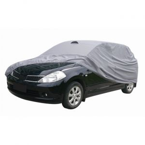 Norauto Housse couvre voiture PVC coton taille 25