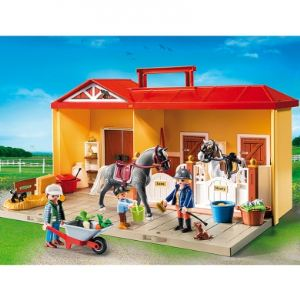 Playmobil 5348 Country - Ecurie transportable