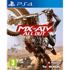 MX vs ATV All Out [PS4]