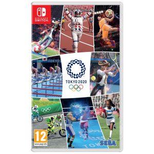Jeux Olympiques de Tokyo 2020 - Le jeu Officiel [Switch]