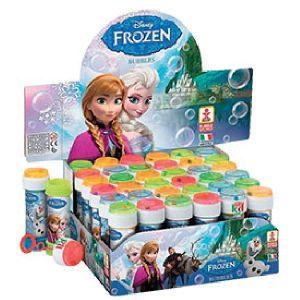 36 bulles de savon La Reine des neiges
