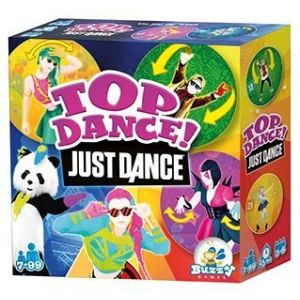 Buzzy games Top Dance !