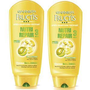 Garnier Fructis Nutri Repair 3 - Après-shampooing fortifiant cheveux abîmés