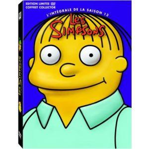 Les Simpson - Intégrale Saison 13