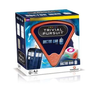 Winning Moves Trivial Pursuit Doctor Who